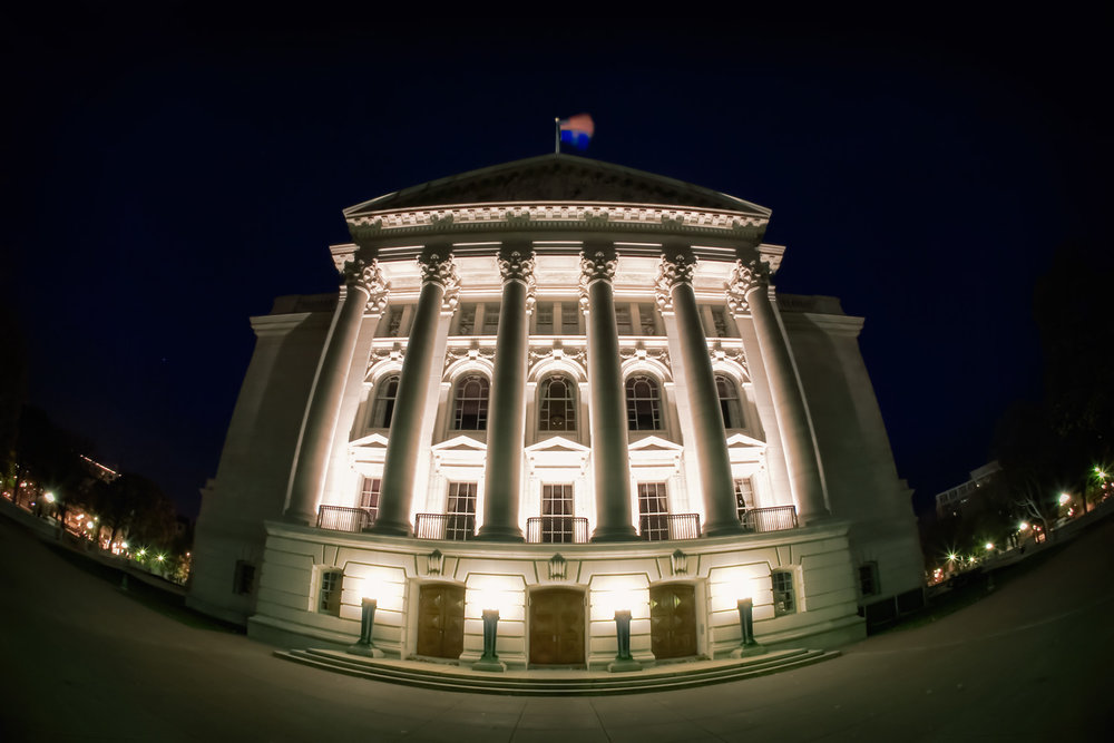 Fisheye Capitol