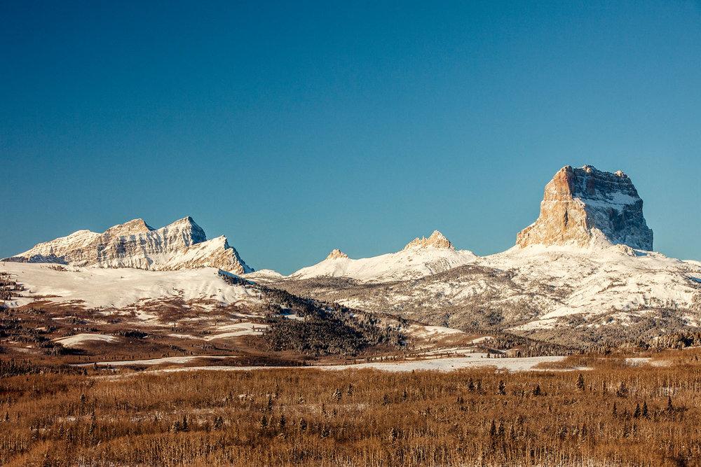 Northern Glacier Mountains