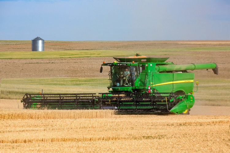 agriculture photography by todd klassy photography montana blog john deere days