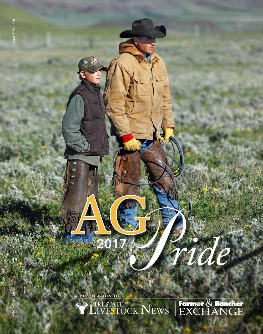 Tri-State Livestock New Ag Pride