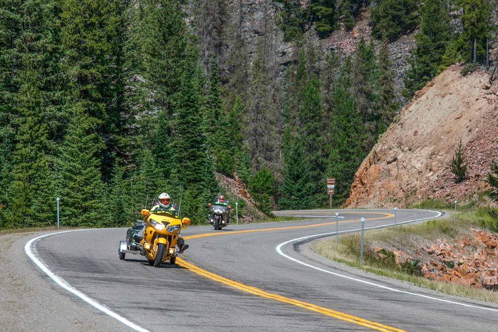 Kings Hill Pass