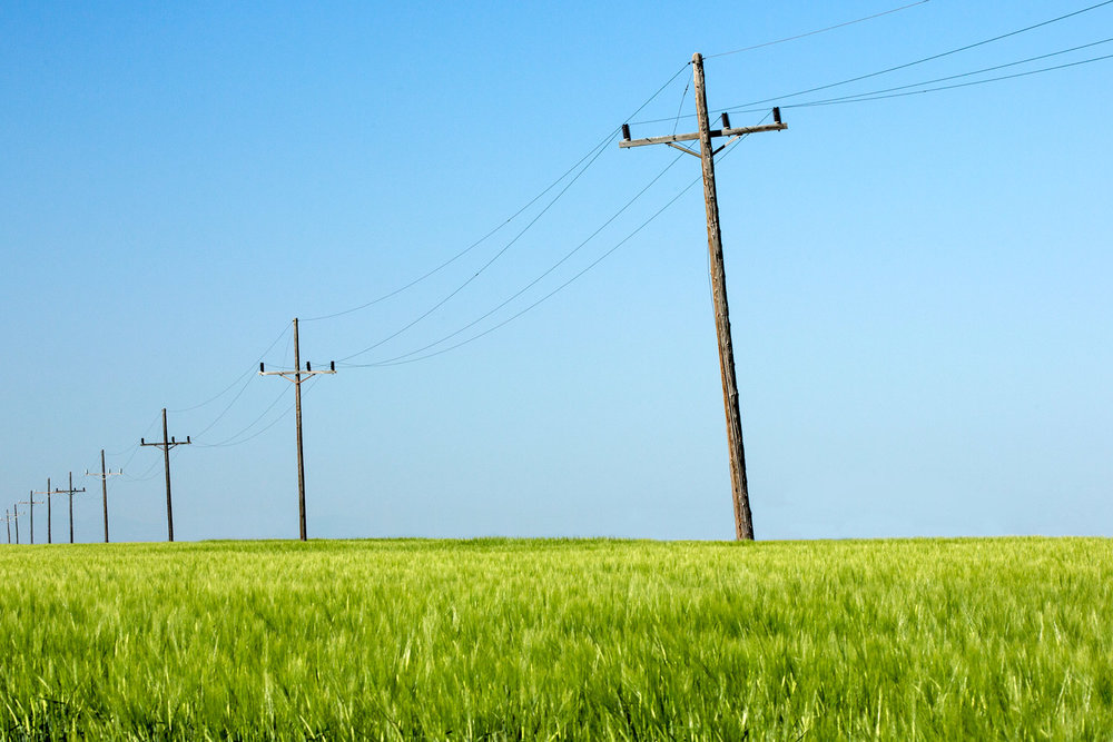 Poles on Green