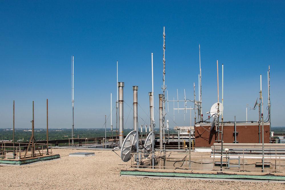 Rooftop Antennas