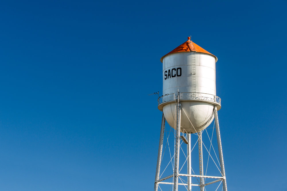 Saco Water Tower