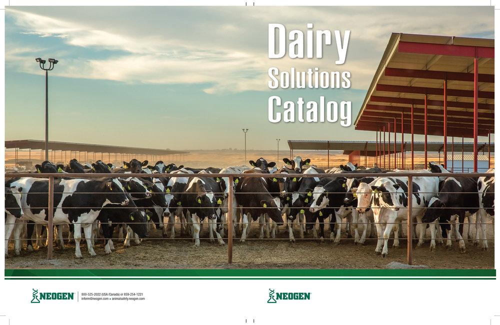 Neogen Catalog Cover