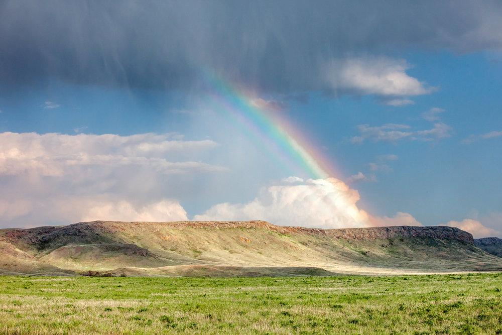 Rainbow Butte