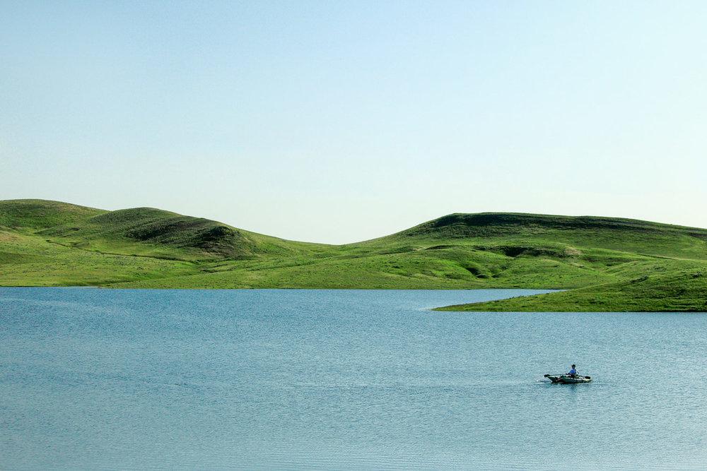Reservoir Ride