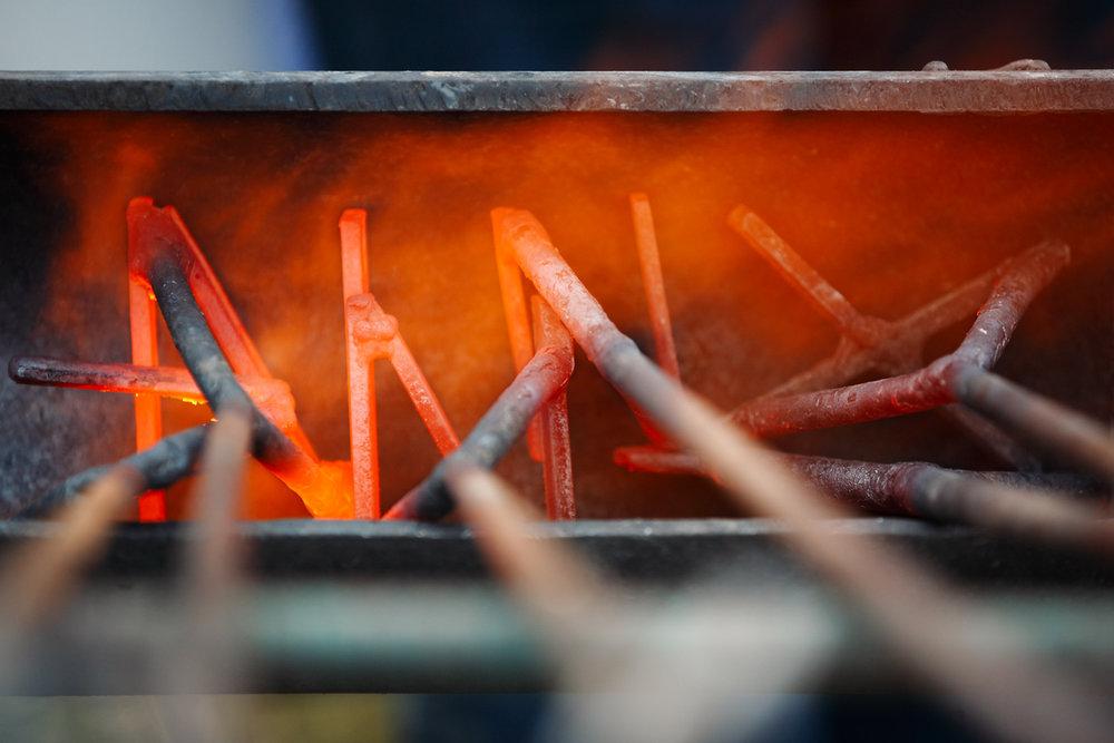 Hot Branding Irons