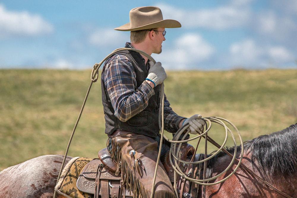 Cowboy Ready