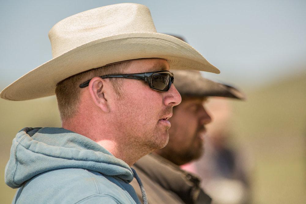 Face of a Cowboy