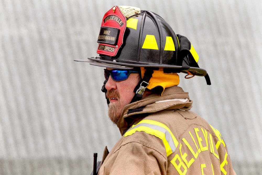 Fireman's Profile