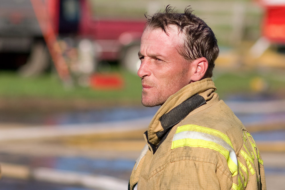 Fireman Sweat
