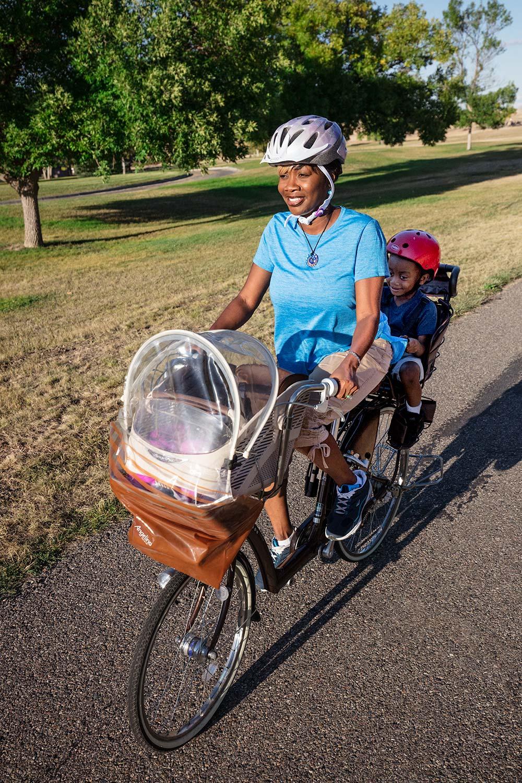 Mom's Bike