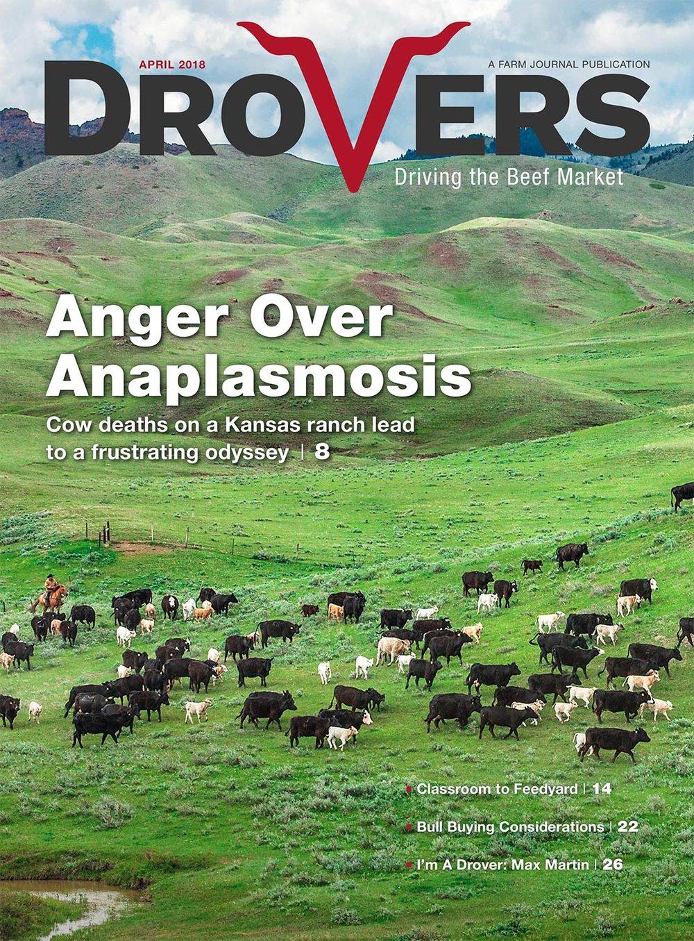 Drovers Magazine