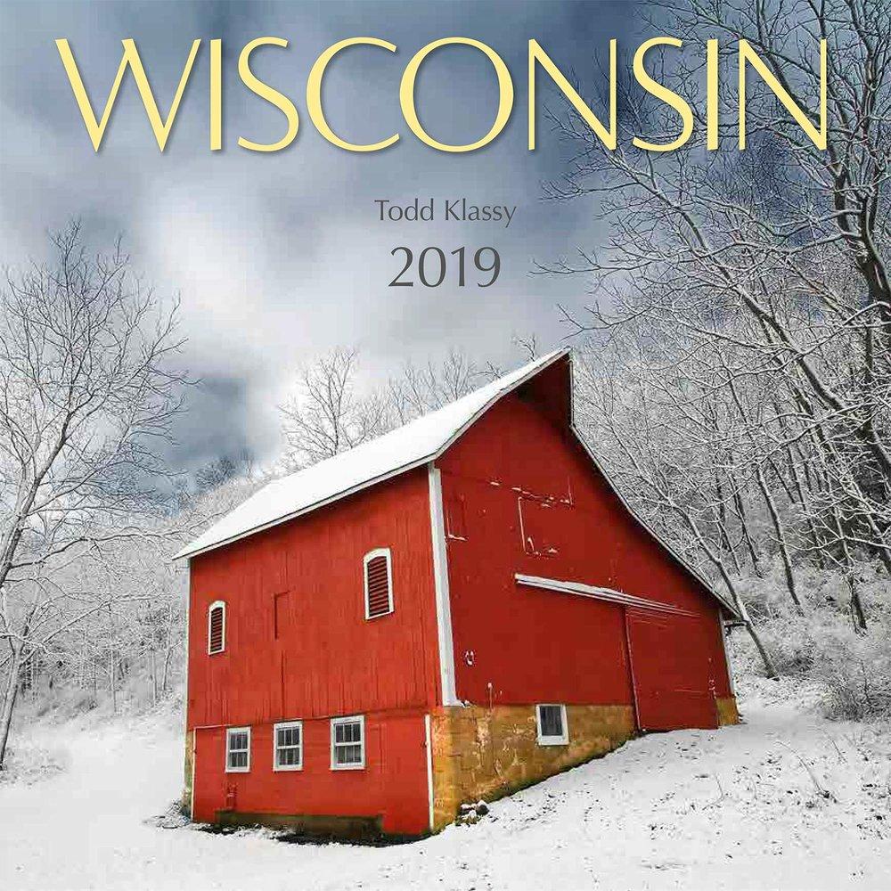 2019 Wisconsin Calendar