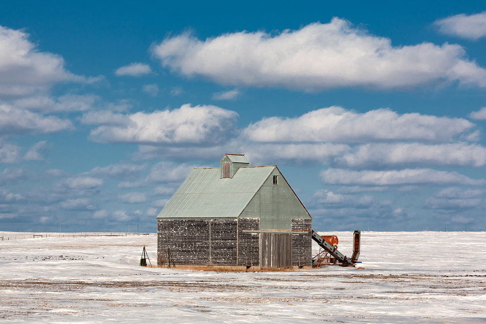 Cold Shed