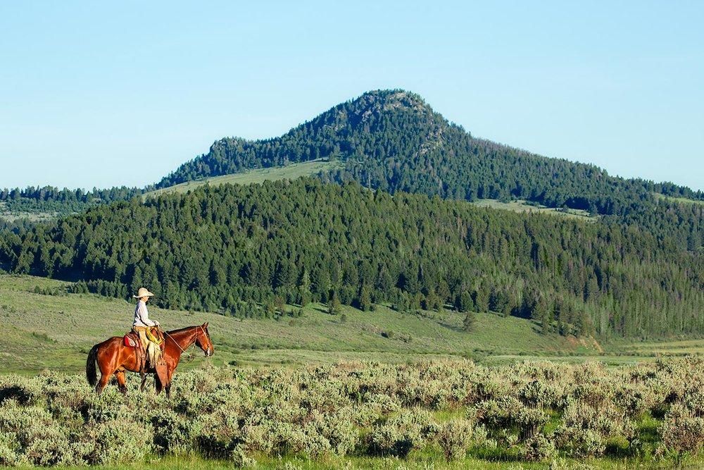 Black Butte Ride
