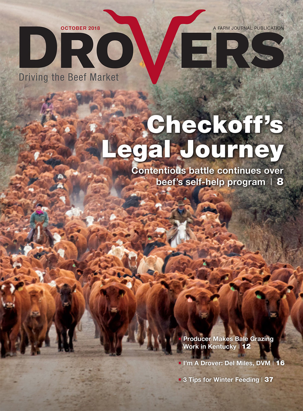 Drover's Magazine