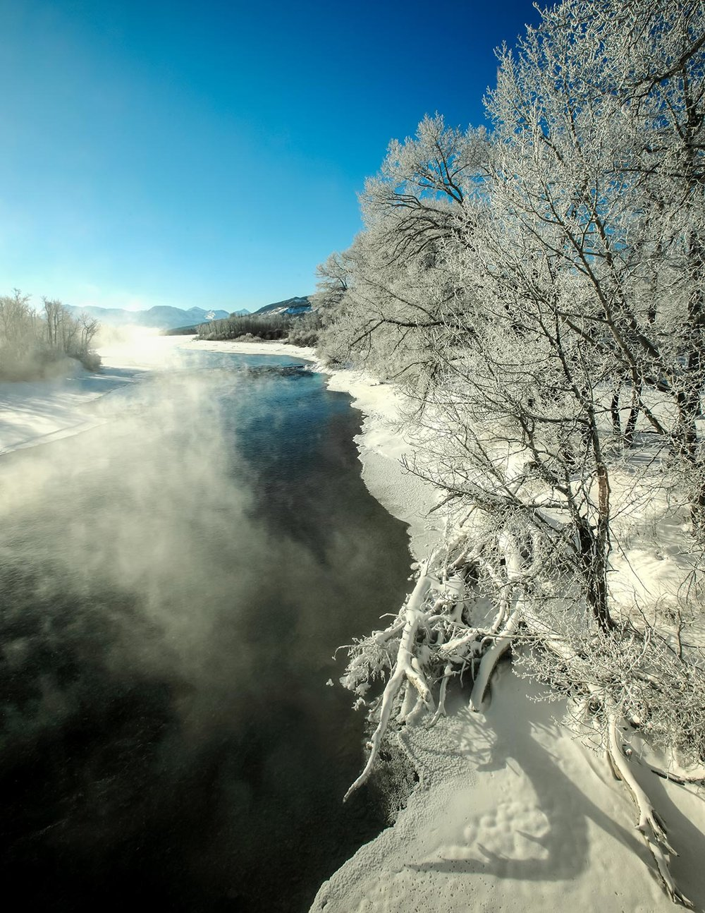 Cold Water Fog