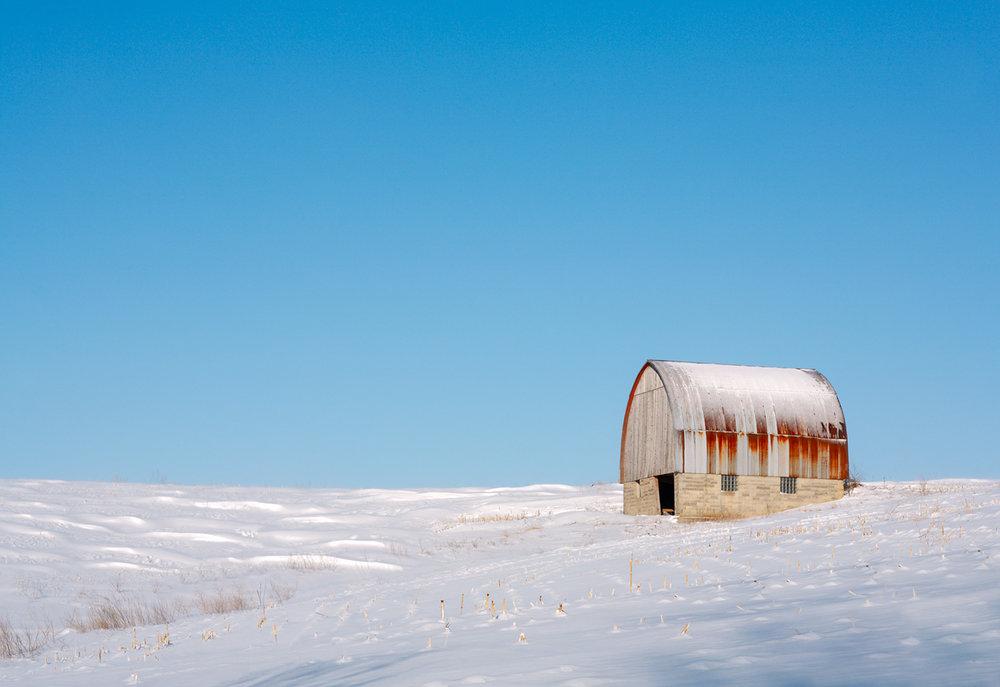Forgotten Barn