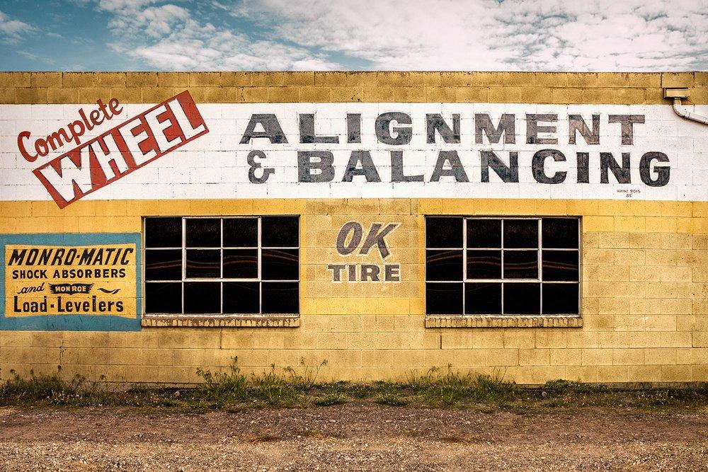 Alignment & Balancing