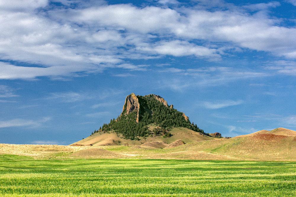 Magnificent Butte