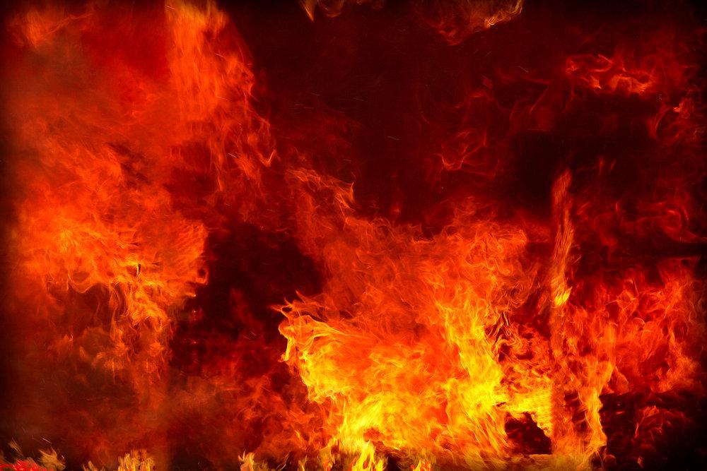 Fiery Flames