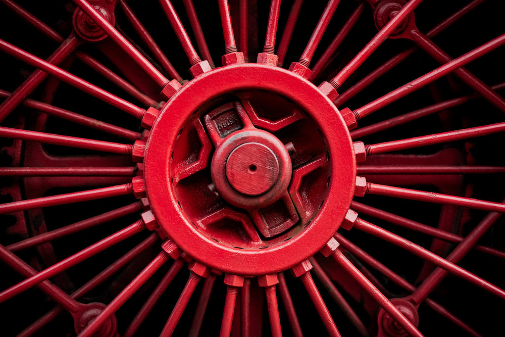 Red Spokes