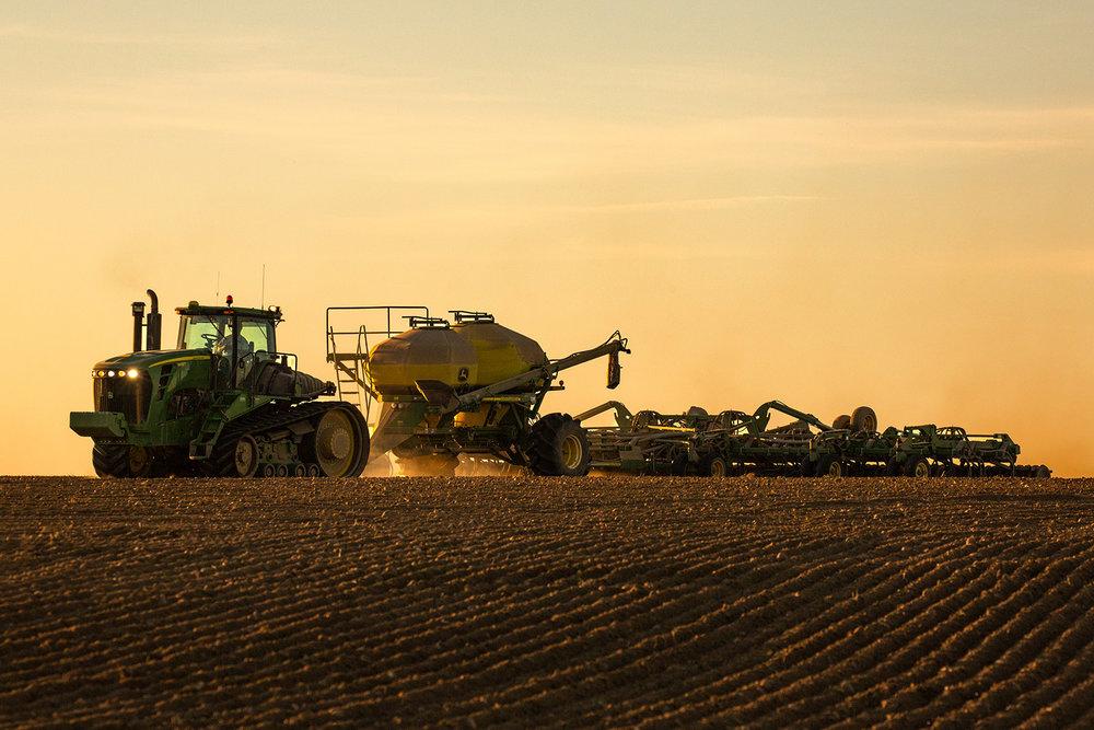 Eastern Montana Seeding