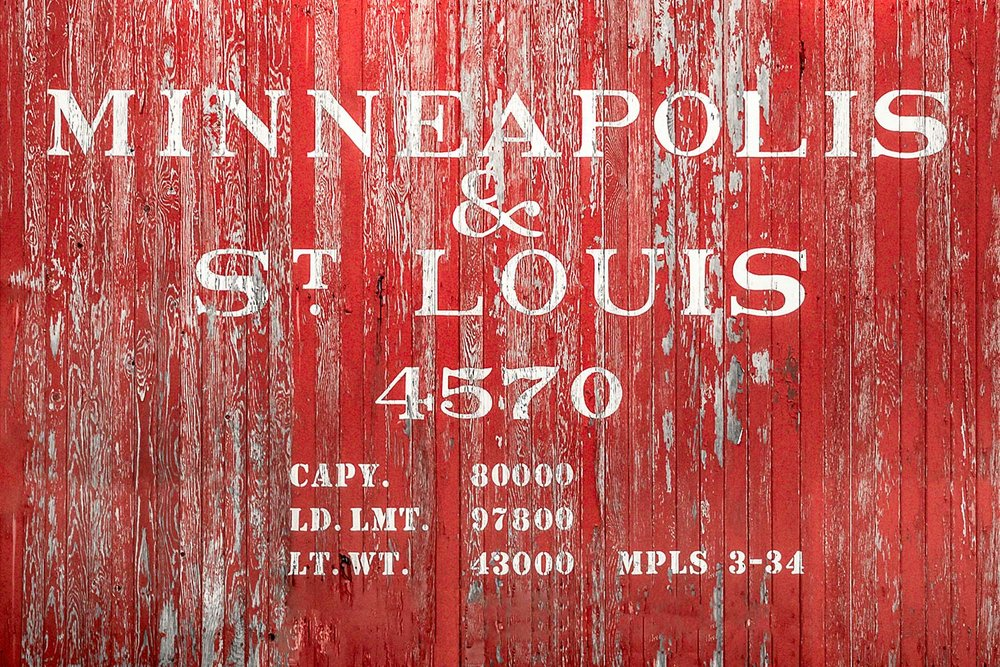Minneapolis and St. Louis