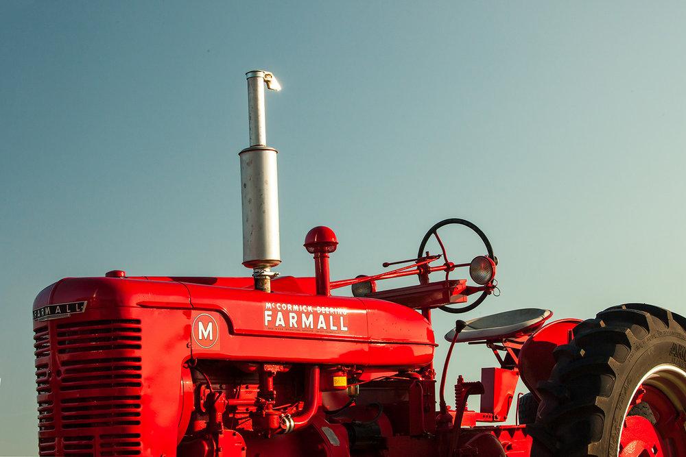 McCormick-Deering Farmall M