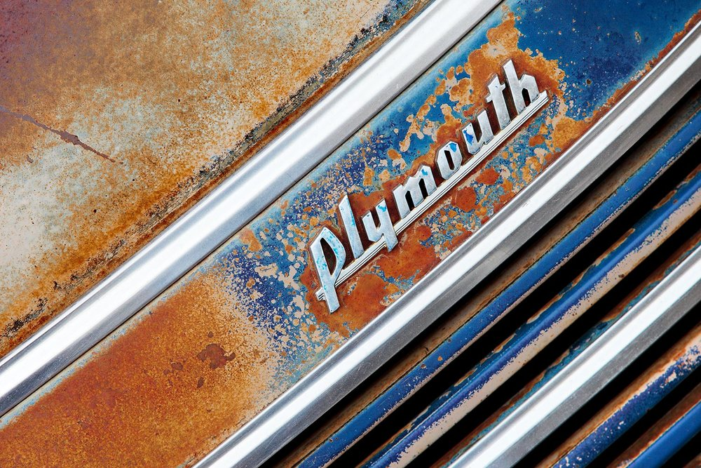 Old Plymouth Logo