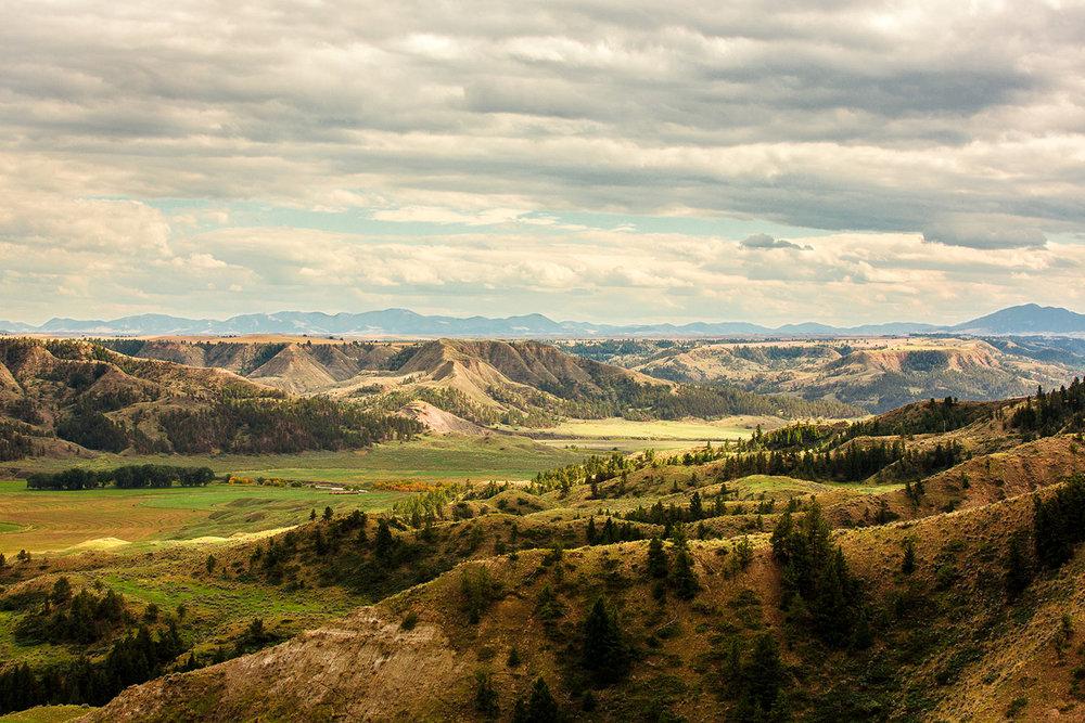 Judith River Breaks
