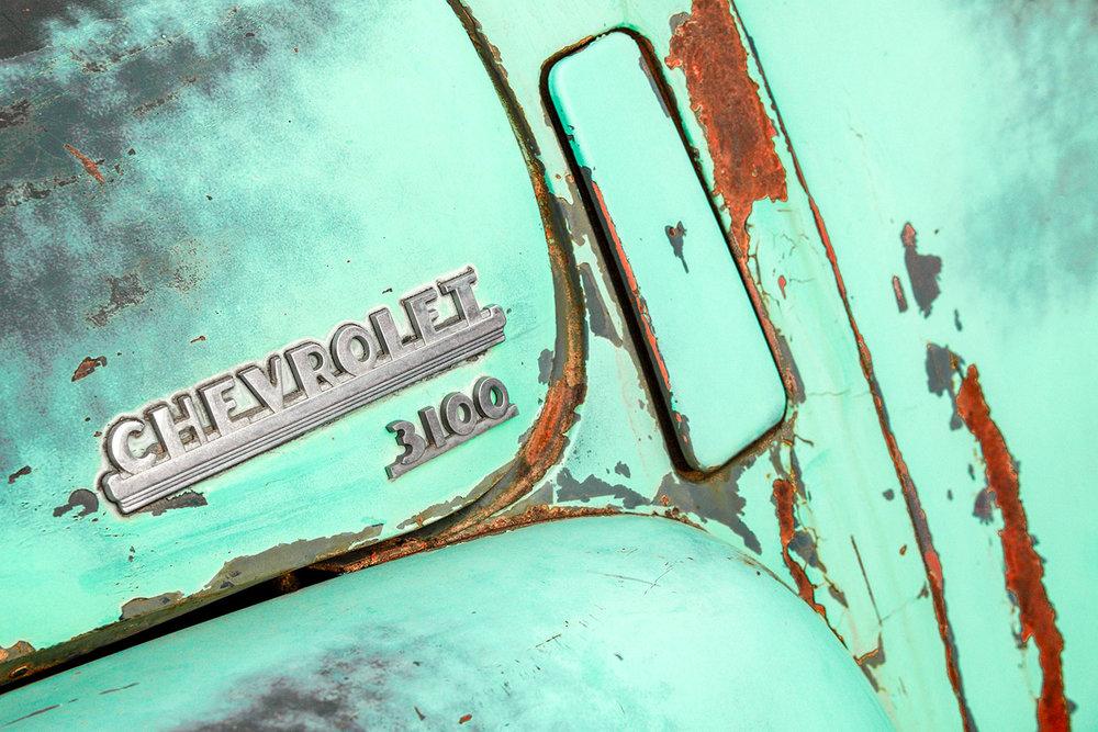 Ol' Chevrolet 3100