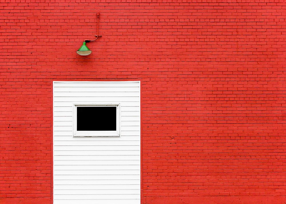 Red, Red Brick Wall