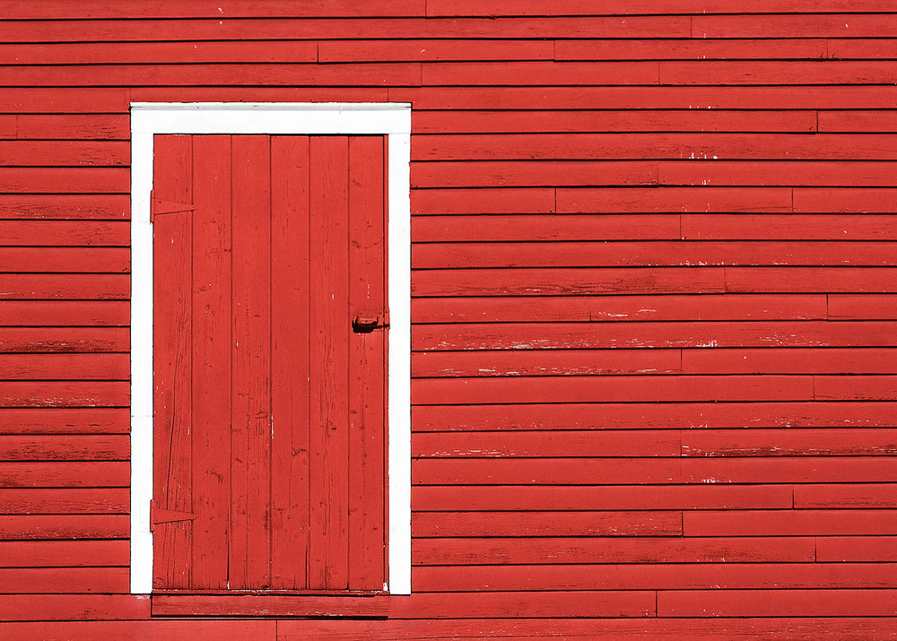 Big Red Door