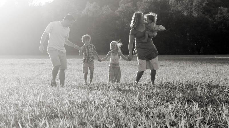 Moi & ma famille. Septembre 2012. Photo par Isabelle Lance.