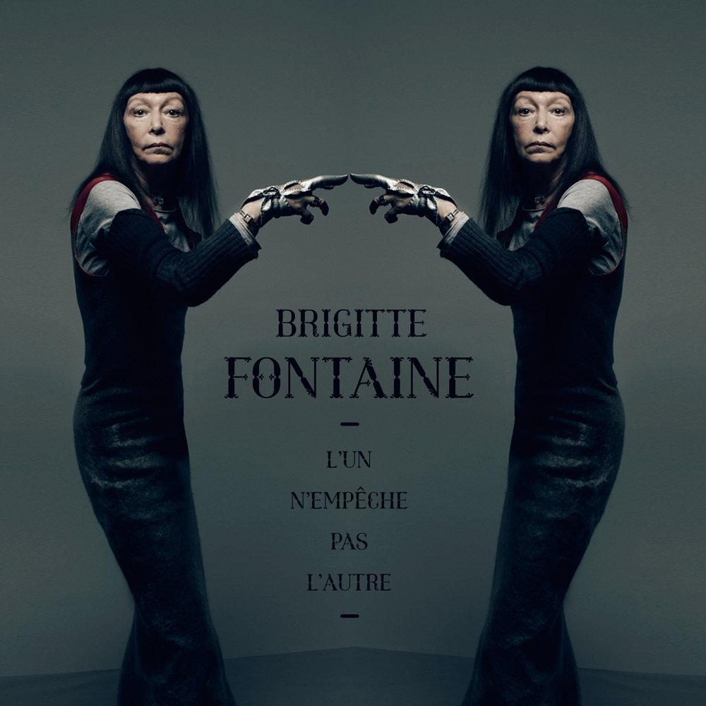 Brigitte Fontaine - One does not prevent the Other
