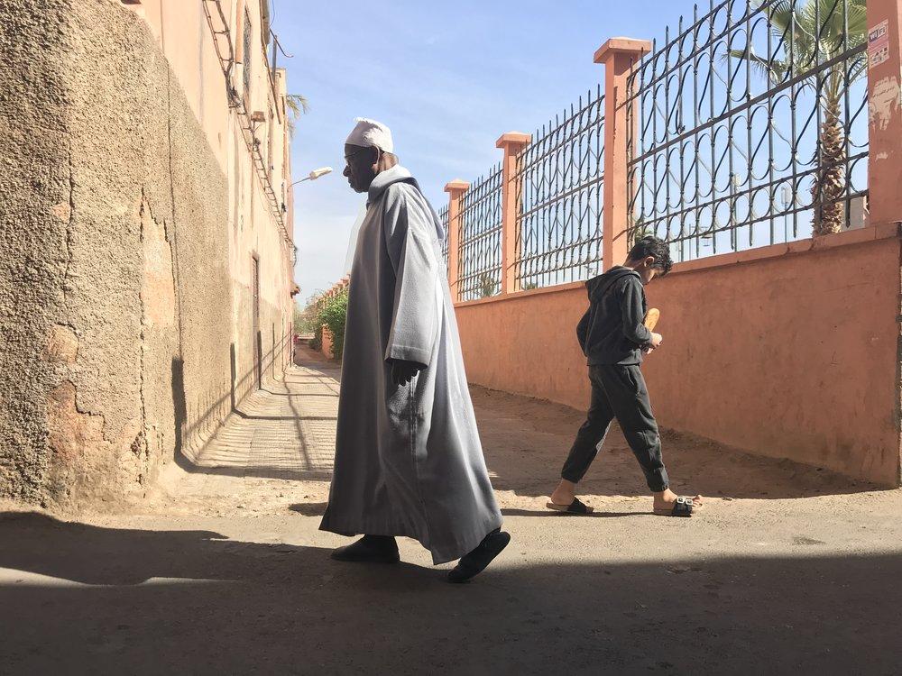 marrakech, november 2017