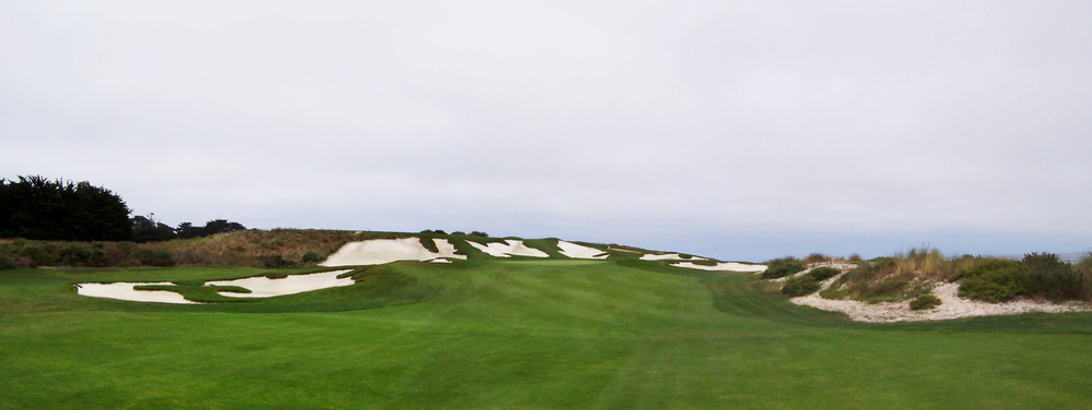 Cypress Point  - seamlessly blending golf with existing land features
