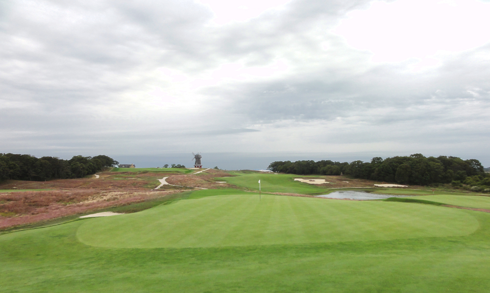 National Golf Links  - take inspiration from the greatest golf holes you can find (but reinterpret them to suit the land)