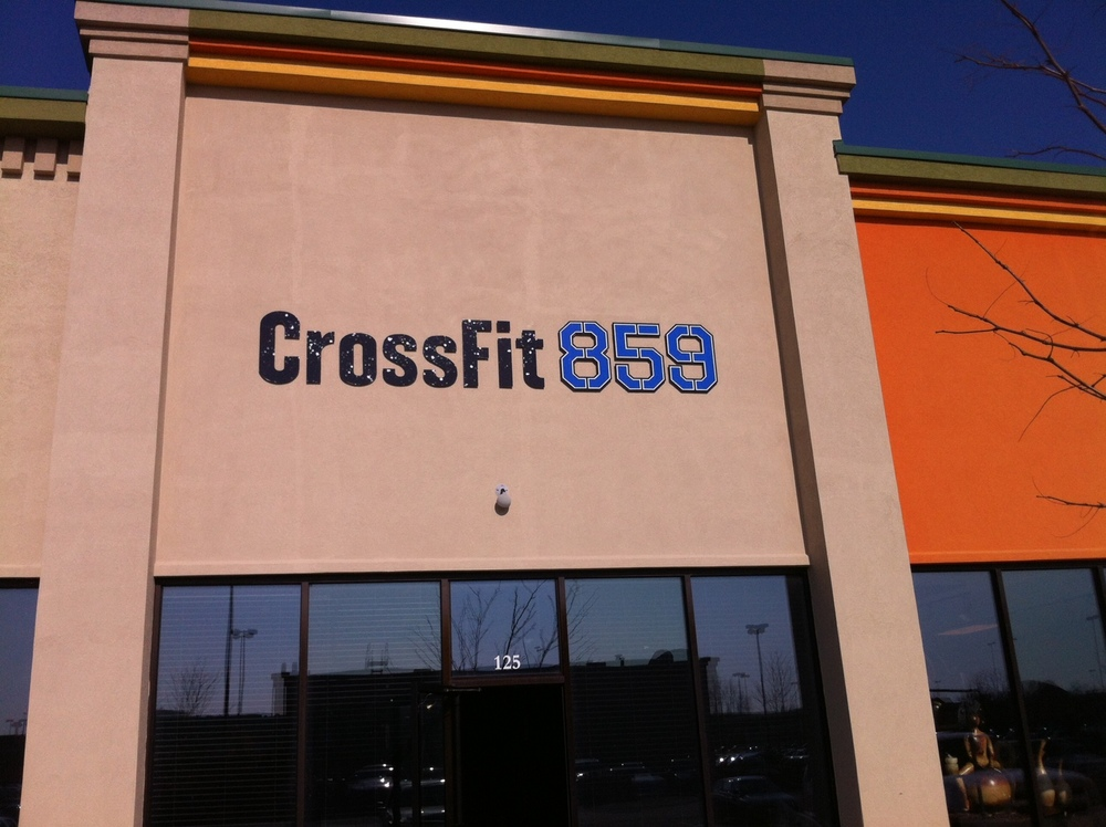 CrossFit 859 Storefront