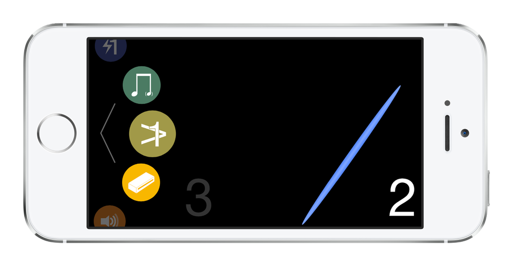 Pendulum Mode with Beat Indicators
