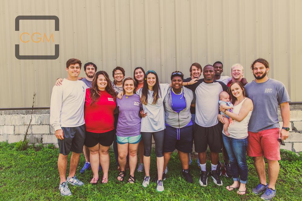 2015 SRM team
