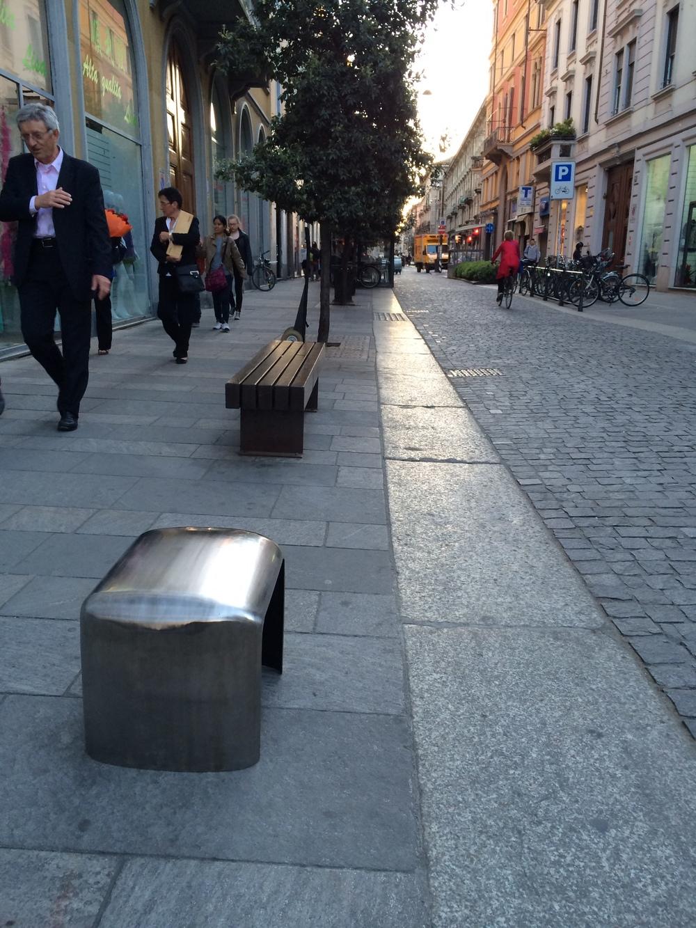 Via Paolo Sarpi, Milano