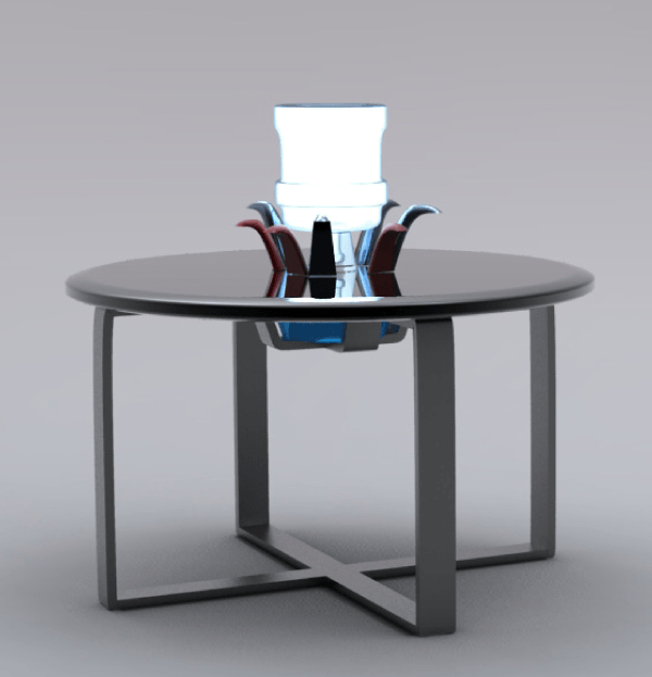 3d rendering and modeling prototype