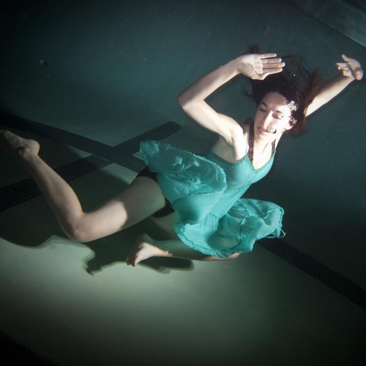 Underwater Fashions