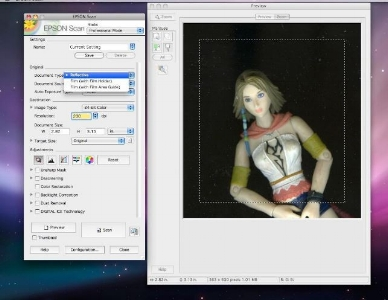 Intro to Scanning and Lightroom