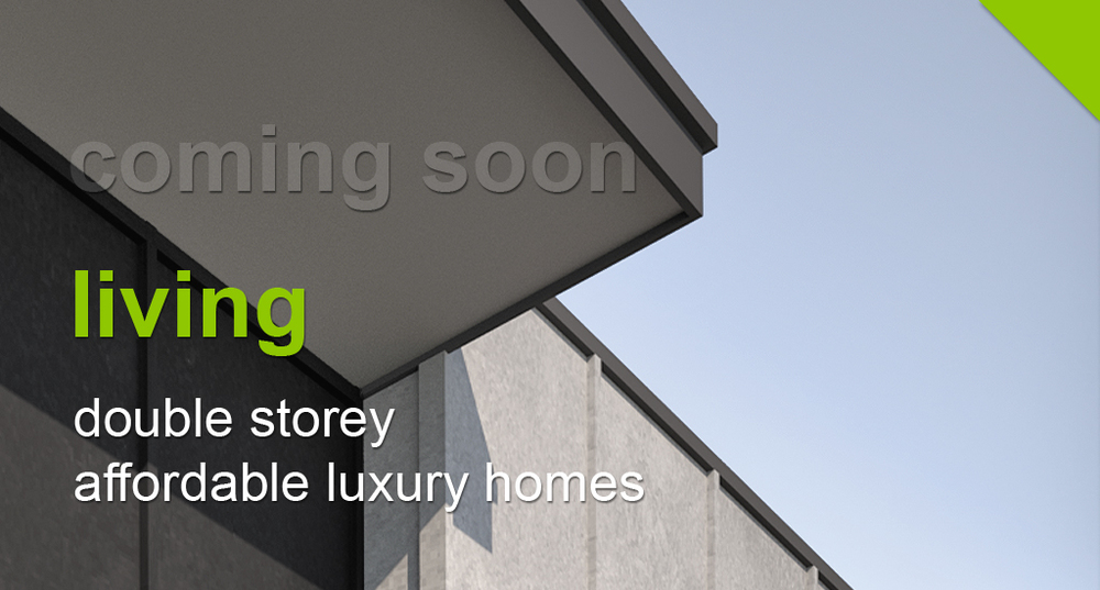 double storey affordable luxury homes