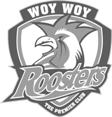 Proud sponsor of the Woy Woy roosters rugby club